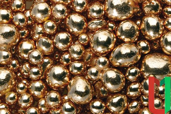 Металлы в гранулах