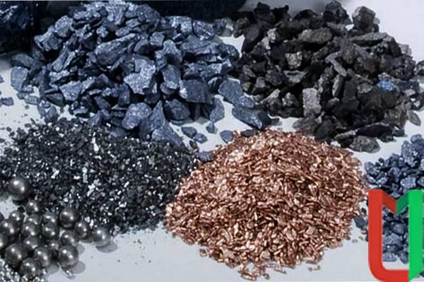 Металлургическое сырьё, редкие металлы и сплавы