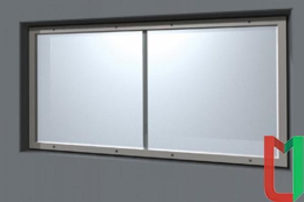 Окна рентгенозащитные