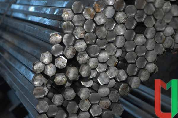 Титановый шестигранник